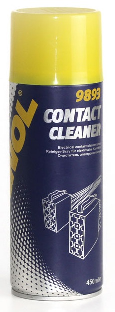 MANNOL Contact Cleaner