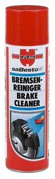 wurth bremsen reiniger brake cleaner