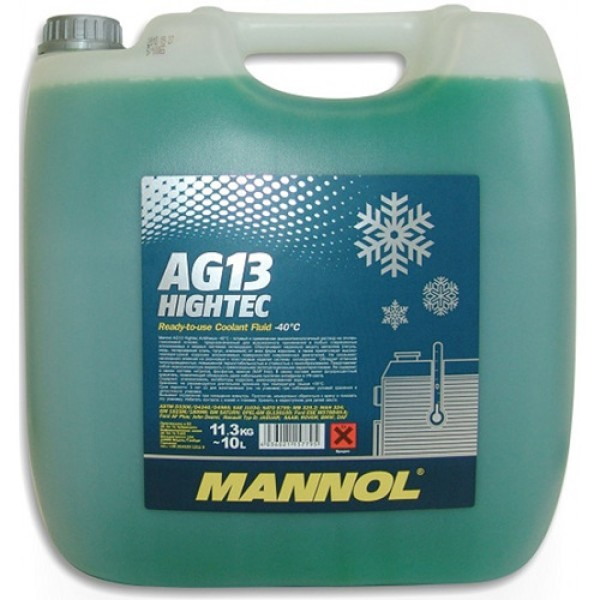 Mannol Hightec Antifreeze AG13 10L